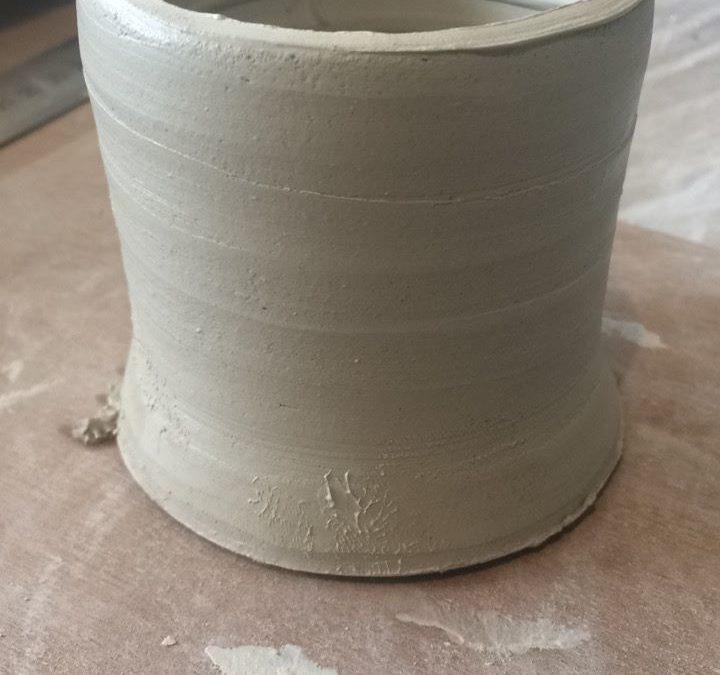J'ai testé la poterie.