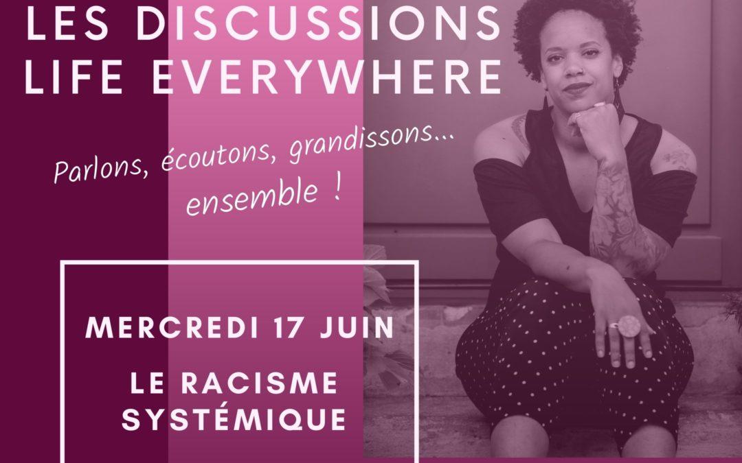 Racisme systémique : comment je choisis d'agir.